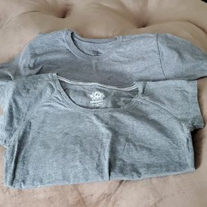 Lot of 2 Tee Shirts NWOT
